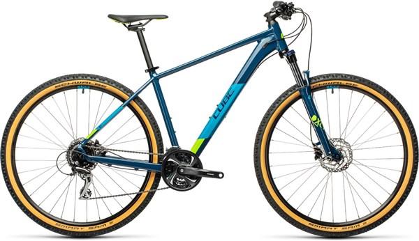 Cube AIM Race Mountain Bike 2021 - Hardtail MTB