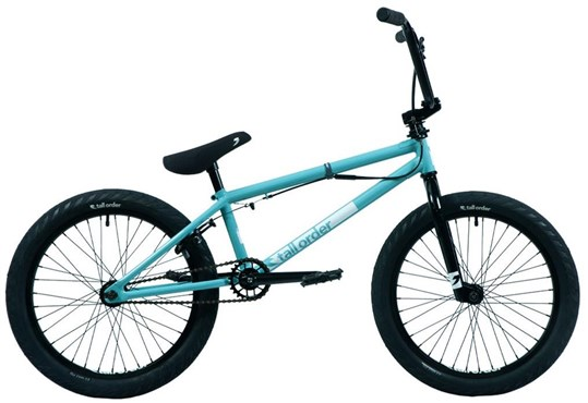 Tall Order Ramp Medium 20w 2021 - BMX Bike