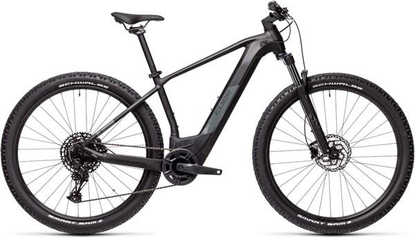 """Cube Reaction Hybrid Pro 500 29""""  2021 - Electric Mountain Bike"""