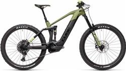 "Cube Stereo Hybrid 160 HPC SL 625 27.5"" 2021 - Electric Mountain Bike"