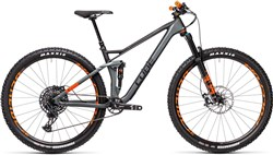 "Product image for Cube Stereo 120 HPC TM 29"" Mountain Bike 2021 - Trail Full Suspension MTB"