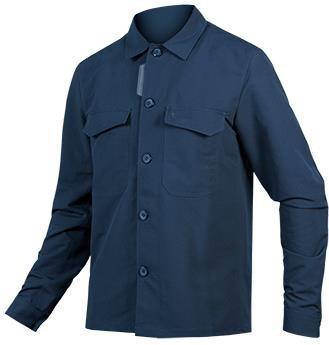 Endura Brompton San Fran Windproof Shirt