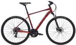 Product image for Marin San Rafael DS2 - Nearly New - S 2020 - Hybrid Sports Bike