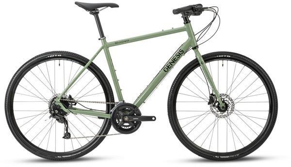 Genesis Broadway 2021 - Hybrid Sports Bike