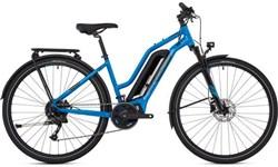 Ridgeback Arcus 2 Open Frame 2021 - Electric Hybrid Bike