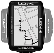 Product image for Lezyne Mega XL GPS Cycling Computer Smart Loaded