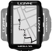 Lezyne Mega XL GPS Cycling Computer Smart Loaded