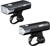 Product image for Cateye Ampp 1100 & Ampp 800 Combo Light Set
