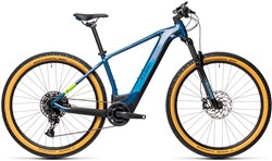 Product image for Cube Reaction Hybrid SL 625 29 2021 - Electric Mountain Bike