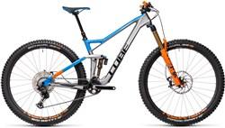 Product image for Cube Stereo 150 C:62 SL 29 Mountain Bike 2021 - Enduro Full Suspension MTB