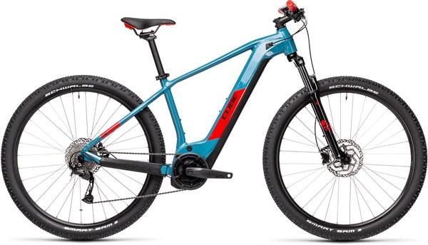 Cube Reaction Hybrid Performance 625 2021 - Electric Mountain Bike
