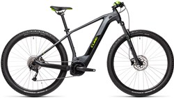 Cube Reaction Hybrid Performance 500 2021 - Electric Mountain Bike
