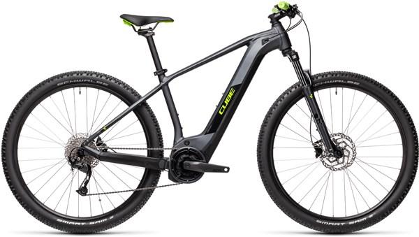 Cube Reaction Hybrid Performance 500 2021 - Electric Mountain Bike