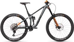Cube Stereo 170 TM 29 Mountain Bike 2021 - Enduro Full Suspension MTB