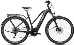 Cube Touring Hybrid Pro 500 Womens 2021 - Electric Hybrid Bike