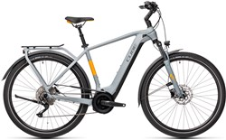 Cube Touring Hybrid Pro 625 2021 - Electric Hybrid Bike