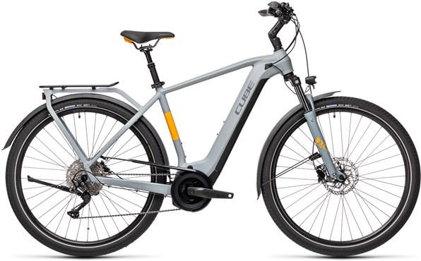 Cube Touring Hybrid Pro 625 2021 - Electric Hybrid Bike