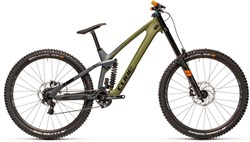 """Product image for Cube Two15 HPC SL 29"""" Mountain Bike 2022 - Downhill Full Suspension MTB"""