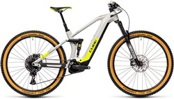 Cube Stereo Hybrid 140 HPC Race 625 2021 - Electric Mountain Bike