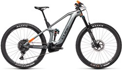 "Cube Stereo Hybrid 140 HPC TM 625 29"" 2021 - Electric Mountain Bike"