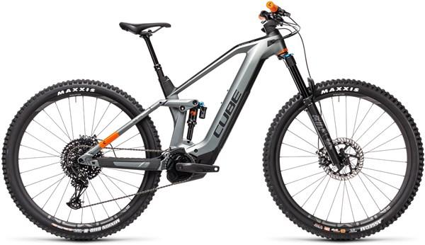 "Cube Stereo Hybrid 140 HPC TM 625 29"" 2021 - Electric Mountain Bike"