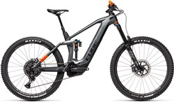 "Product image for Cube Stereo Hybrid 160 HPC TM 625 27.5"" 2021 - Electric Mountain Bike"