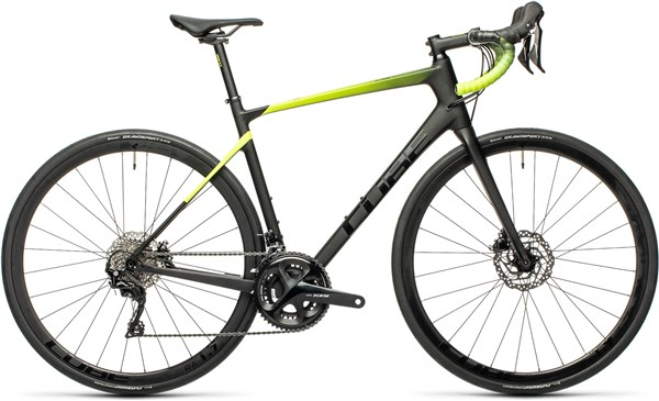 Cube Attain GTC Race 2021 - Road Bike