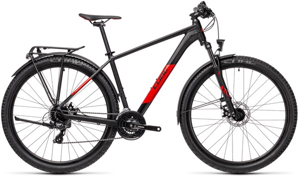 Cube Aim Allroad Mountain Bike 2021 - Hardtail MTB