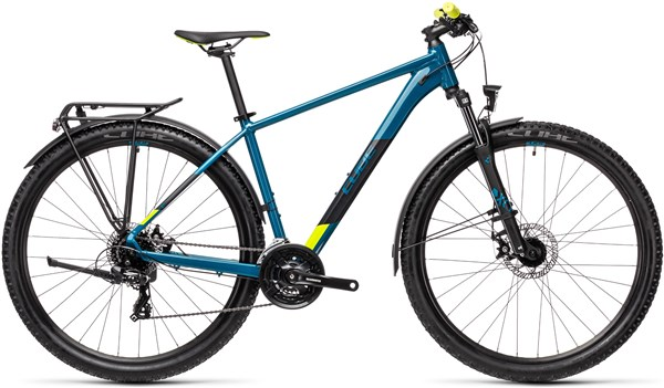 Cube Aim Allroad Mountain Bike 2021 - Hardtail MTB