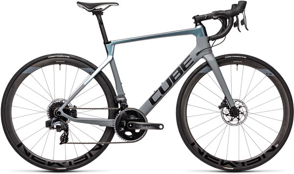 Cube Agree C:62 SLT 2021 - Road Bike