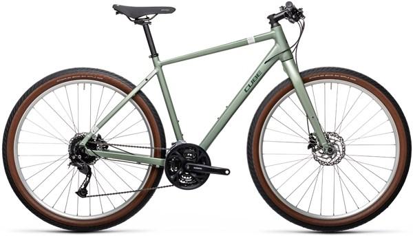 Cube Hyde 2021 - Hybrid Sports Bike