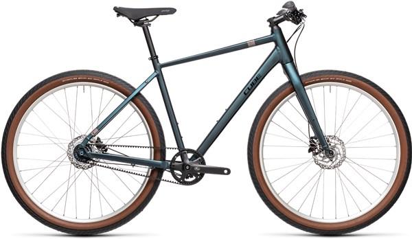 Cube Hyde Pro 2021 - Hybrid Sports Bike