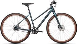 Cube Hyde Pro Womens 2021 - Hybrid Sports Bike