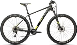 "Product image for Cube Aim EX 29"" Mountain Bike 2021 - Hardtail MTB"