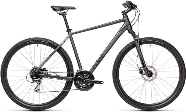 Cube Nature 2021 - Hybrid Sports Bike