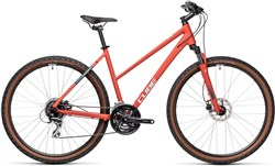 Product image for Cube Nature Womens 2021 - Hybrid Sports Bike