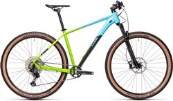 Product image for Cube Reaction Pro Mountain Bike 2021 - Hardtail MTB