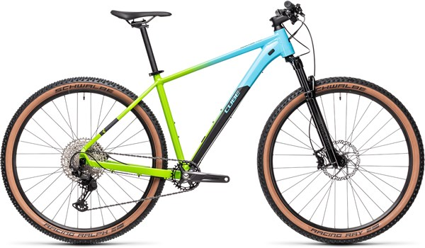 Cube Reaction Pro Mountain Bike 2021 - Hardtail MTB