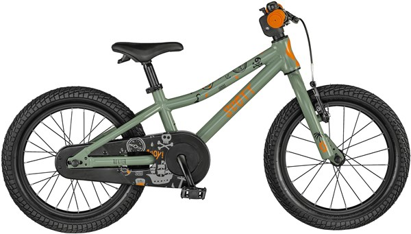 Scott Roxter 16w 2021 - Kids Bike