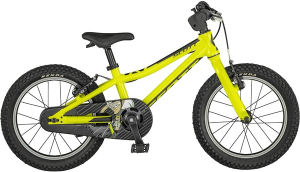 Scott Scale 16w 2021 - Kids Bike