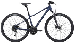 Product image for Liv Rove 2 DD 2021 - Hybrid Sports Bike