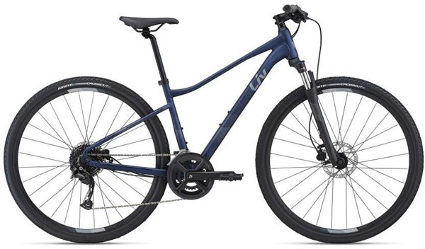 Liv Rove 2 DD 2021 - Hybrid Sports Bike