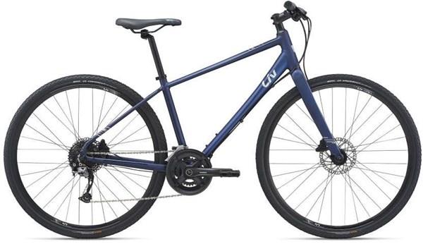 Liv Alight 1 Disc 2021 - Hybrid Sports Bike