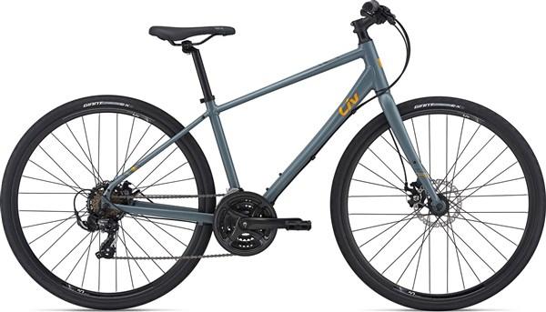 Liv Alight 3 DD Disc 2021 - Hybrid Sports Bike