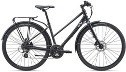 Product image for Liv Alight 2 City Disc 2021 - Hybrid Sports Bike