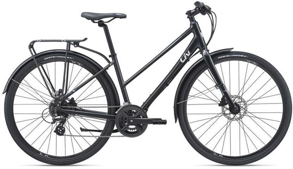 Liv Alight 2 City Disc 2021 - Hybrid Sports Bike