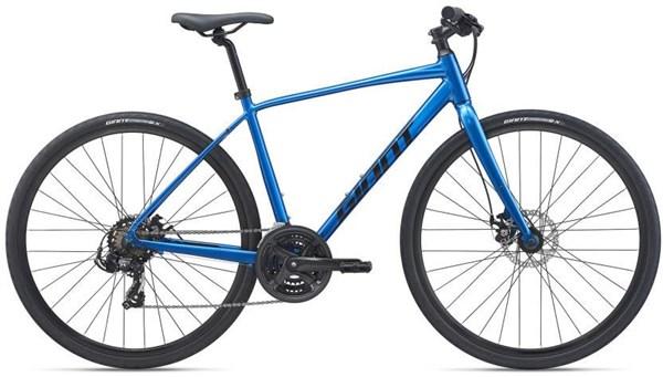 Giant Escape 3 Disc 2021 - Hybrid Sports Bike