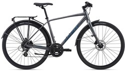 Giant Escape 2 City Disc 2021 - Hybrid Sports Bike