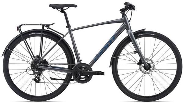 Giant Escape 2 City Disc 2021 - Hybrid Sports Bike