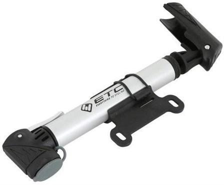 Etc Amp1100 Alloy Mini Pump Telescopic 2 Stage High PressureandT-handle Twin Head
